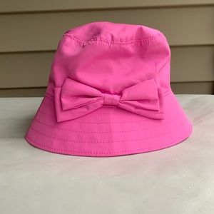 Kate Spade Summer Bucket Hat w/ Bow